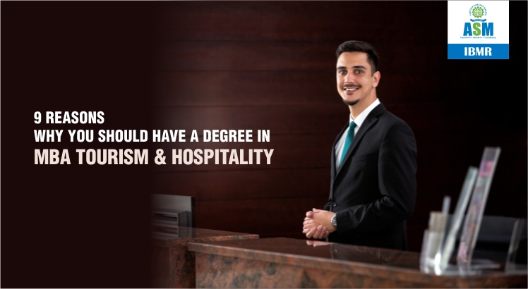 Why MBA in Tourism & Hospitality