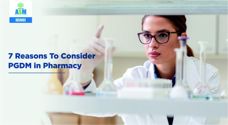 Why Consider PGDM in Pharmacy