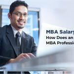 MBA Salary in India